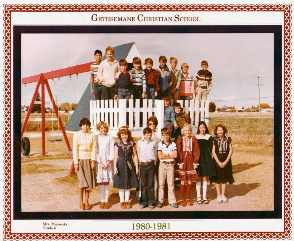 1980-81, Grade 6